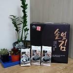 솔잎김(식탁용)15봉